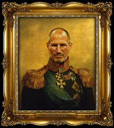 which russian general would steve jobs be?  http://replaceface.tumblr.com/