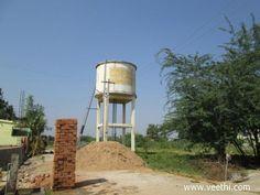 Overhead Water Tank, Mangadu, Chennai