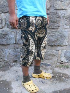African Short Pants