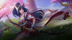 Miya : Suzuhime - Mobile Legends   Desktop Wallpaper (1600x900)