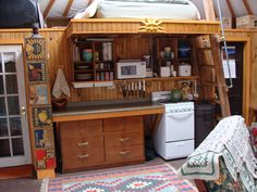 Tiny House Blog: Yurt Living In Upstate New York (complete with humanure compost toilets!)