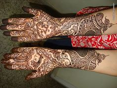 30 Bridal Mehndi Designs for Wedding - Fashion