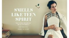 Smells like Teen Spirit - Shop Prom