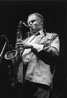 BIRTHDAY: Jazz Musician of the Day: Dexter Gordon