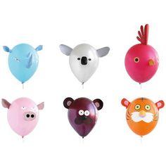 Ballonger att dekorera själv - Air Head