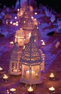 10 bulk lot chic White shabby Moroccan Candle Lantern holder wedding centerpiece
