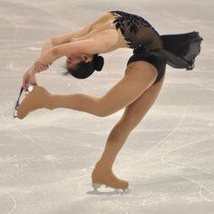 Love Caroline Zhang! So proud of her comeback this season.