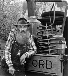 "Legendary moonshiner Marvin ""Popcorn"" Sutton, Maggie Valley, North Carolina."