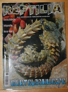 REPTILIA - Zeitschrift - Nr. 64 - Juli 2007 - Gürtelschweife