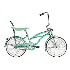 Micargi -Mint Green Hero Beach Cruiser Female
