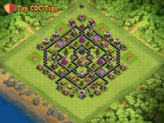 Hi everyone, still looking for a good hybrid base for TH8? The best hybrid base for TH8 that you can use in both war and as your regular base? Then here it is! The newest and one of the well built TH8 Hybrid base layout of 2016. Best TH8 Hybrid base layout 2016. Designer ID: …