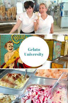 Gelato University bei Bologna in Italien / Italy - lies mehr dazu auf meinem Reiseblog!