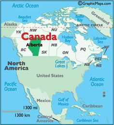 Image result for calgary canada world map Climate Awareness
