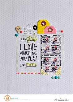 dear girls by Sasha Farina