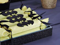 Batman Birthday Party Ideas | Photo 6 of 13