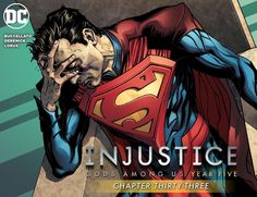 Weird Science DC Comics: Injustice: Gods Among Us: Year Five Chapter #33 Review