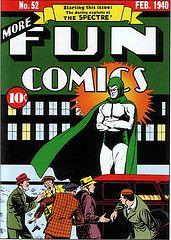 One of the most expensive comics: More Fun Comics. No. 52