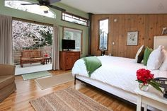 Check out this awesome listing on Airbnb: Romantic Ocean View Flower Cottages in Little River