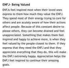 ENFJ Myers-Briggs Personality Type