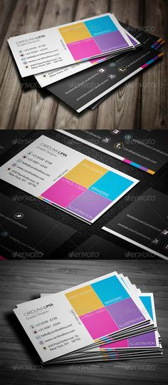 Creative Business Card 032 - Creative Business Cards