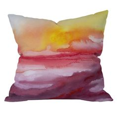Jacqueline Maldonado Sunrise pillow