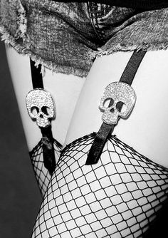 Morbid Fashion for your everyday girls that love skulls!