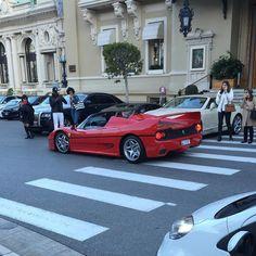 #Fontvieille L'unica cosa che un uomo desidera. #poleposition#f50#dreams#monaco#casinomontecarlo#ferrari#passion#legend##curve#carsporn#taaac#libidine by alexsimonato from #Montecarlo #Monaco