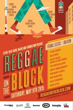 Reggae On The Block Tall-ThePier.org-Reggae