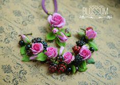 BlossomHandmade. Полимерная глина .Украшения. | ВКонтактi