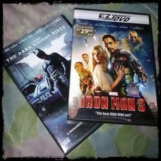 "#dark #knight and #iron #man !!! #movie #marathon !!! #rainy #monday !!! #chillout #alone -_-"""