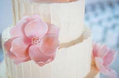 pretty brides cake