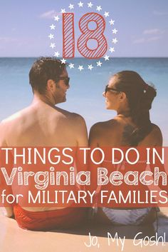 18 great ideas for family fun in Virginia Beach-- great for #milfams, but perfect for anyone who likes to have fun!