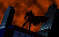 Batman: The Animated Series - One of the best, if not the best American cartoon ever made. The influence that Bruce/Batman had on me since then can be seen to this day. Batman Wallpaper, Cartoon Wallpaper, Batman Cartoon, I Am Batman, Superman, Free Background Images, Background Images Wallpapers, Wallpaper Backgrounds, Bruce Timm