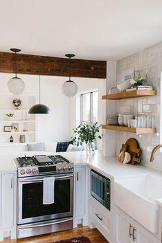 CRYSTAL ANN: Kitchen Reveal: