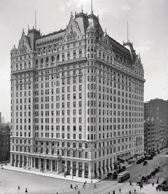 Plaza Hotel, NYC
