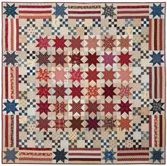 Yes, We Can, America! Quilt Pattern