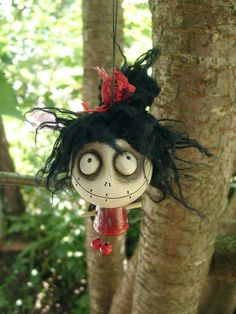 Voodoo doll - I wouldn't put this in my collection or give it as a gift.