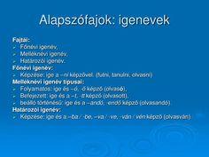 PPT - Szófajok PowerPoint Presentation - ID:1417202 Naha, Presentation