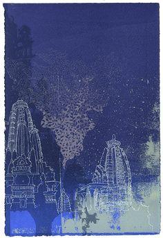 - Chitra Merchant silkscreen
