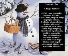 Verses, Snowman, Poems, Children, Winter, Young Children, Winter Time, Boys, Scriptures