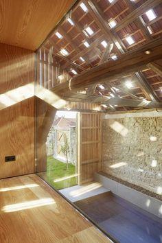 Modernisierung von Bauernhaus und Scheune M1 in Jois   Geneigtes Dach   Wohnen   Baunetz_Wissen