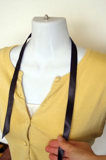 Use Ribbon To Stretch Your Jewelry $~ Tutorial |
