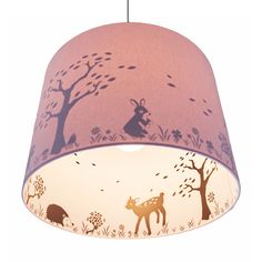 'Carla', deer motif, lighting by Waldi-Leuchten GmbH. Item No. Hanging Lights, Fairy Lights, Tree Curtains, White Light Bulbs, Decorating With Christmas Lights, Curtain Lights, Led Candles, Child Friendly, Children's Lighting