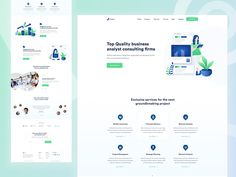 Business Consulting Firms Website by Shahriar Hossain Consulting Companies, Consulting Firms, Financial Website, Financial Dashboard, Corporate Website Design, Website Layout, Website Ideas, Free Website Templates, Business Analyst