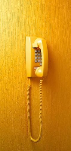 Old Yellow Phone - Ring~Ring
