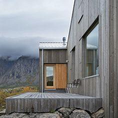 Nordic Cabin - beeldSTEIL Kolman Boye Architecture