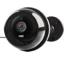 Nest Cam Case / Outdoor Nest Camera / Dropcam Pro Camera Cases w/ Gooseneck Wall Mount in Black by Dropcases - 100% Night Vision & Built-In Heat Sinks - IP 66 Certified Waterproof, 2016 Amazon Hot New Releases Camera & Photo  #Electronics Nest Camera, Pro Camera, Camera Cover, Video Camera, Video Surveillance Cameras, Surveillance Equipment, Security Surveillance, Security Camera, Drop Cam