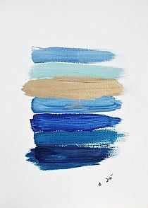 """""""Shades of Blue"""""""