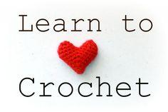 Crochet Pattern – Little Heart Plushy | MAMACHEE