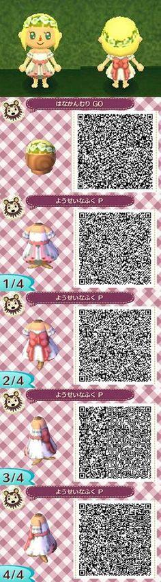 New Leaf QR Codes